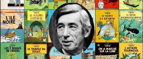 Georges Remi, le créateur de Tintin