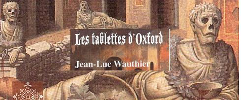 Jean-Luc Wauthier, le critique littéraire