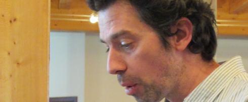 Luc Baba: l'écrivain touche-à-tout