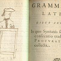 Pierre Procureur grammairien
