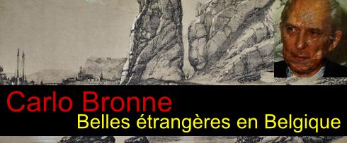 Carlo Bronne, le choniqueur judiciaire