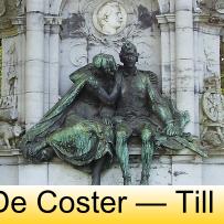 Charles De Coster, la légende d'Ulenspiegel