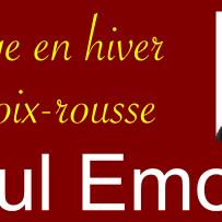 Paul Emond, le romancier philosophe